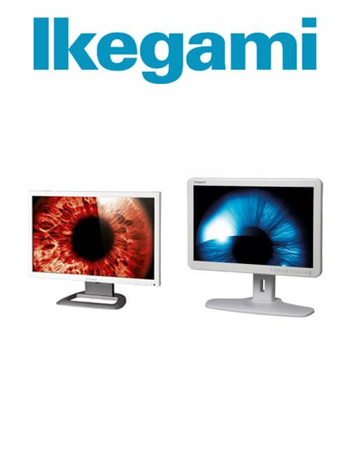 Ikegami Surgical Displays